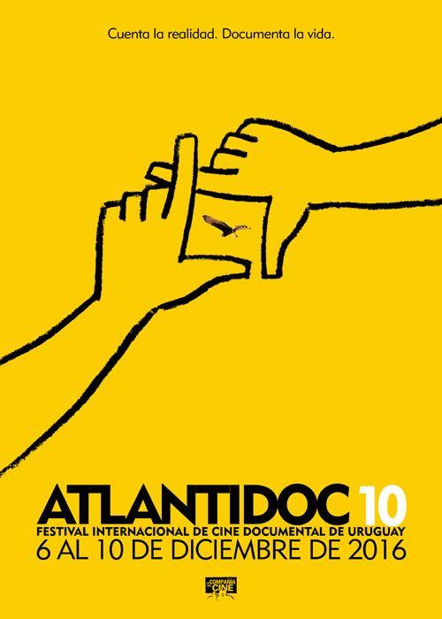 Atlantidoc 10 Filmfestival Plakat
