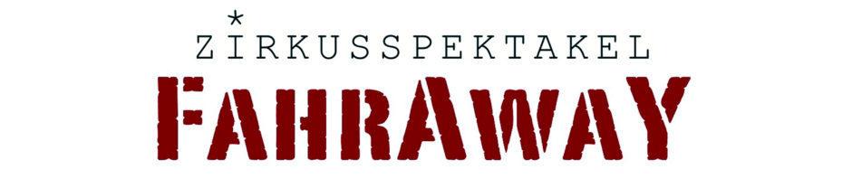 Zirkus FahrAwaY Logo