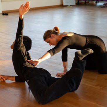 Offenes Atelier für Danse Sensible am Rosenhof