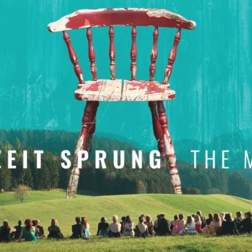 IN ZEIT SPRUNG – THE MOVIE – neuer Trailer